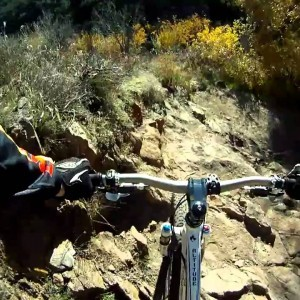 Noble Canyon stairway - YouTube
